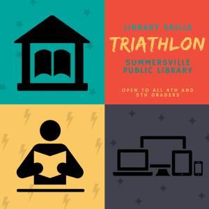 library-triathlon